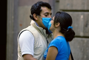 TOPSHOTS-MEXICO-EPIDEMIC-SWINE FLU